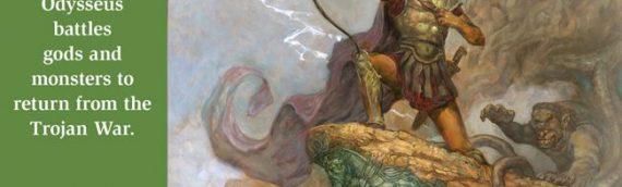 Odysseus  Heroes: Book 1