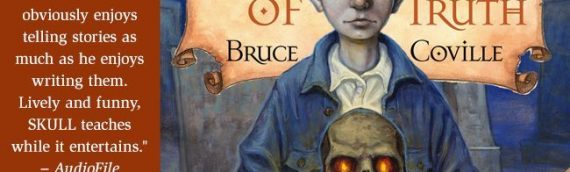 Skull of Truth, The Magic Shop: Book 4